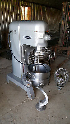 Hobart L800 Commercial Dough Mixer Bakery Equipment Pizza 80 Qt Quart L-800 80qt