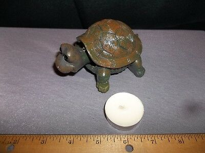 Bobble Head Toy Turtle Figurine for Shelf or Table Top