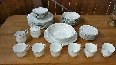 Carlton fine corsage china set # 481