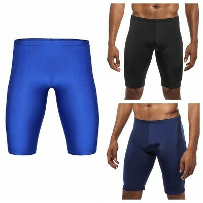Men's Shorts Sports Fitness Quick-Dry Compression Pants Gymnastic Short Tights