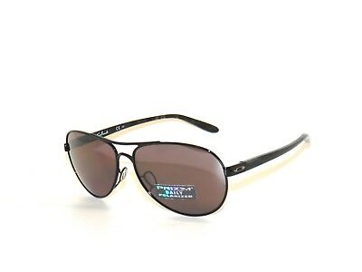 e8c7c98036 Oakley Feedback 4079-27 Polished Black Prizm Daily Polarized Sunglasses Sale