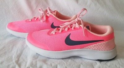 fb0946c20e3d Nike Flex Experience RN 7 NEW Youth Pink Running Athletic Shoes Youth Size 5