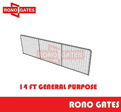 14ft General Purpose Farm Gate Horse Cattle Sheep Yard Panels
