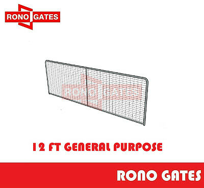 12ft General Purpose Farm Gate Cattle Horse Sheep Yard Panels