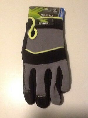2XL Extreme Work Glove West Chester Protective Gear
