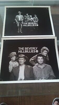 Vintage Beverley Hill-Billies Movie Production Original Photographs - By CBS
