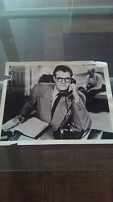 Vintage Hollywood Producer Original photograph 1940s