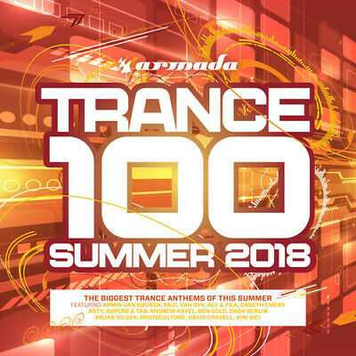 Various Artists - Trance 100: Summer 2018 / Various [New CD] Holland - Import