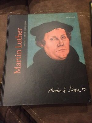 978-.-95498-223-3 Martin Luther:  Treasures of the Reformation Catalogue Book