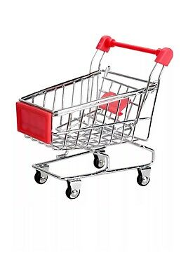 Coles Mini Shopping Trolley, Collectables Coles Supermarket Trolley