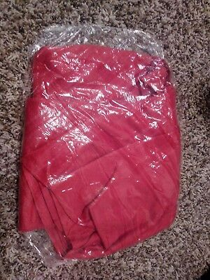 Delta Air Lines brand new sealed economy in-flight blanket