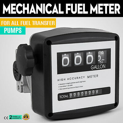 """1"""" Mechanical Fuel Meter for All  Fuel Transfer Pumps FM-120-2 15111200A"""