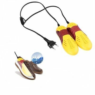 220v 10w Eu/eu Plug Race Car Shape Shoe Dryer Foot Protector Boot Deodorant