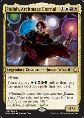 *4x Jodah, Archmage Eternal x4* Dominaria MTG DeadGuyGames