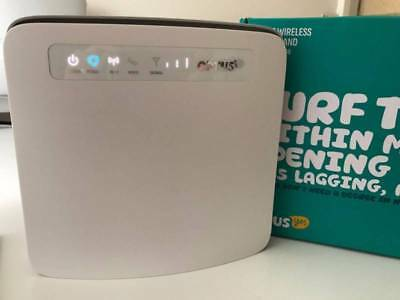 Optus E5186s 4G Cat 6 Wireless Broadband Huawei Modem/Router