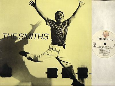 """THE SMITHS the boy with the thorn in his side (Canadian) 12"""" EX+/EX Indie Rock"""