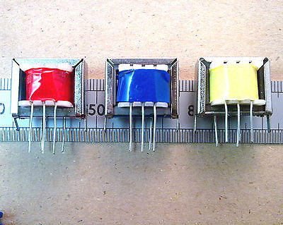 Eagle LT700 / LT44 Radio Output / Inter-stage Tapped Audio Transformer INT