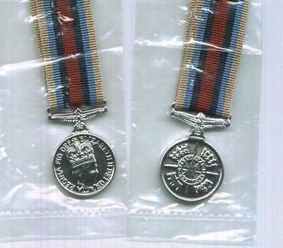 ONE Minature medal for AFGHANISTAN    -1
