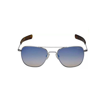 SUNGLASSES RANDOLPH AF158 BLUE SKY FLASH MIRROR aviator johnny depp ... 14031352c5d0