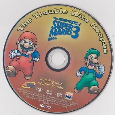 THE ADVENTURES OF Super Mario Bros  3 - The Trouble with