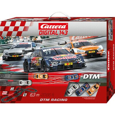 Carrera Digital 143 DTM Racing Set / Grundpackung 40036