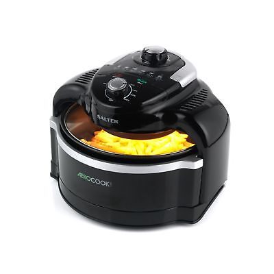 Salter EK2386 AeroCook Pro Air Fryer with Halogen Convection and Infrared Pow...