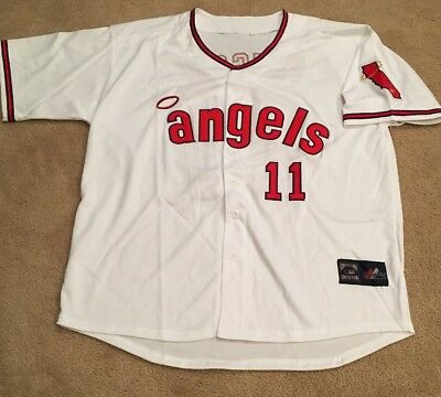 hot sale online 49fa6 ea814 discount los angeles angels throwback jersey a0439 93bb3