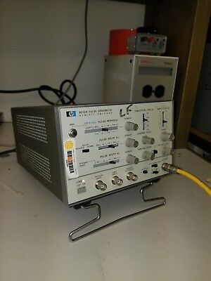 Hewlett-Packard 8012B Pulse Generator