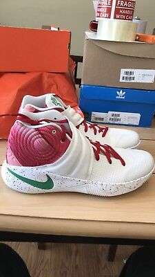 698b7885400 ... purchase nike kyrie 2 ky rispy kreme size 12.5 men new no box 914295  48594 227d1