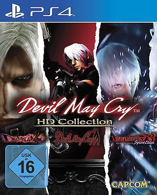 Devil May Cry HD Collection [PlayStation 4]---Sony PlayStation 4---TOP