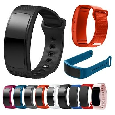 Multicolour Wrist Band Silicone Strap Bracelet For Samsung Gear Fit 2 Fit 2 Pro