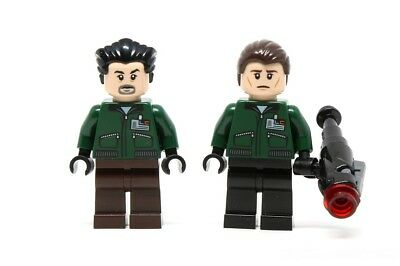 Lego DC Comics Henchman Minifigs SH223 SH224 from Set 76045 New