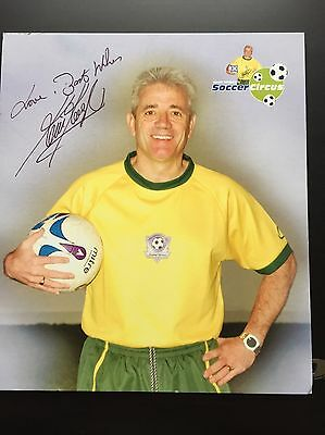 Kevin Keegan  Hand Signed Photo - COA