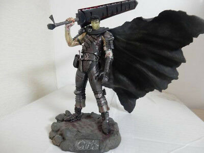 ART OF WAR Berserk Guts Black Swordsman Figure