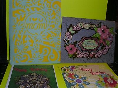 Home Made Hand Greeting Cards Birthday