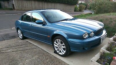 jaguar x type 2.5 V6 AWD Sport