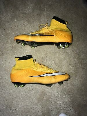 more photos a6da7 b4295 Nike Mercurial Superfly IV Laser Orange Size 10.5
