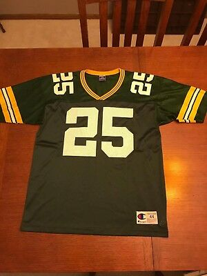 228d9bcccd9 Vintage 90's Green Bay Packers Dorsey Levens Jersey by Champion. Men's Size  L.
