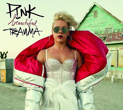 NEW Beautiful Trauma by Pink Shrink Wrapped (CD, PA Explicit, P!nk) - NEW