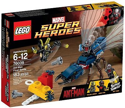 Lego Instructions 76039 Ant Man Brand New Instructions Only Free