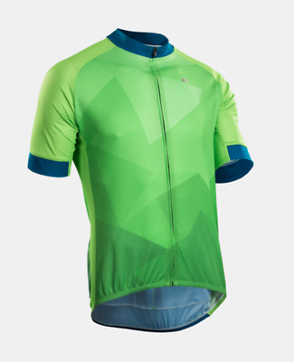 bf0eb2538 SUGOI EVOLUTION ZAP L S Sleeve Cycling Jersey Womens MEDIUM Road ...