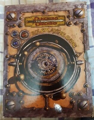 Dungeons & dragons v. 3.5 rulebook Regelbuch Collection