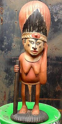 papua new guinea carved figures