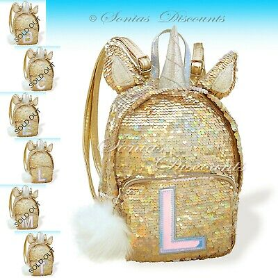064bf03d53ab JUSTICE TRANSPARENT UNICORN Mini 🎒 backpack 💞💞💞💞 - $25.99 ...