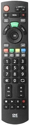 One For All URC1914 Panasonic TV Replacement remote