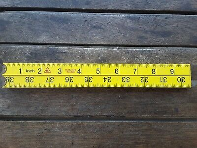 Haltafors Folded 39 Inch Ruler,made In Sweden