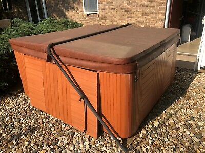 Spa & Hot Tub Covers, Pools & Spas, Yard, Garden & Outdoor Living ...