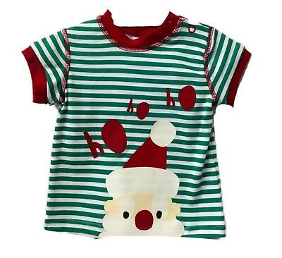 Brand New Baby Boys Christmas Santa Sleepwear Set Fits 3 to 6 months