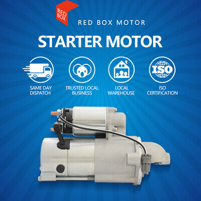 Starter Motor fits for Holden Captiva CG 2.0L Diesel Z20S1 2007-2011