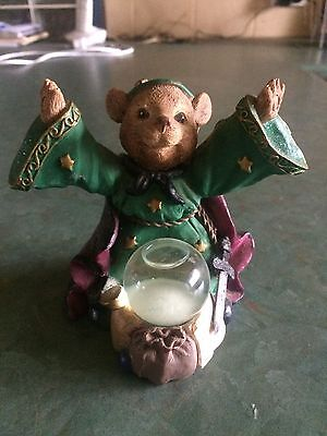 """Mystical Mice Collection: """"Casting Spells"""" Figurine made by Regency Fine Arts"""